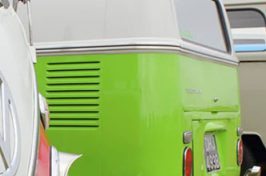 combi blinds campervan