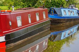 combi blinds narrow boat